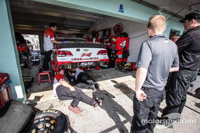 Stewart-Haas Racing Chevrolet, la squadra di Kevin Harvick