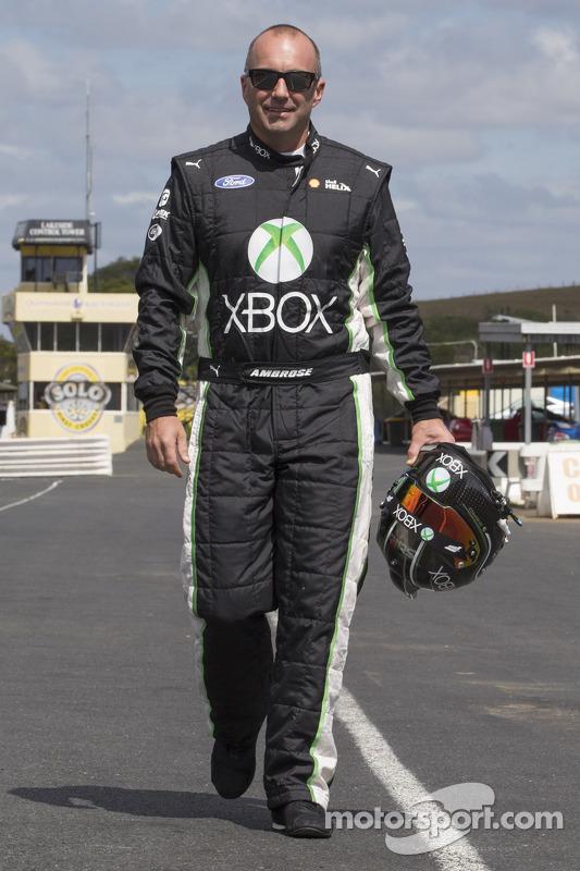 Marcos Ambrose, da equipe Penske Ford
