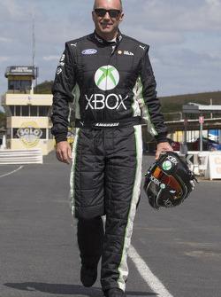 Marcos Ambrose, Team Penske Ford