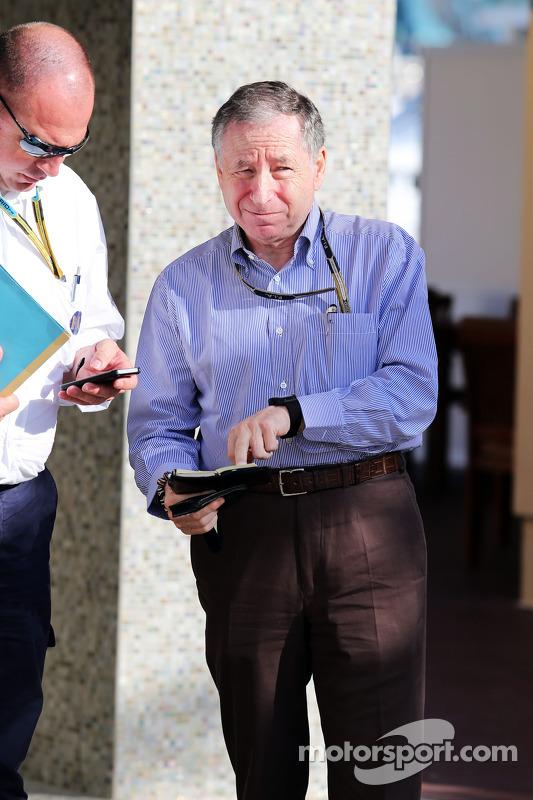 Jean Todt, presidente della FIA