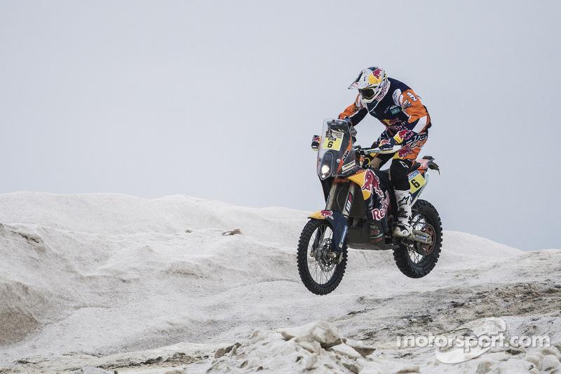#6 KTM: 山姆·桑德兰