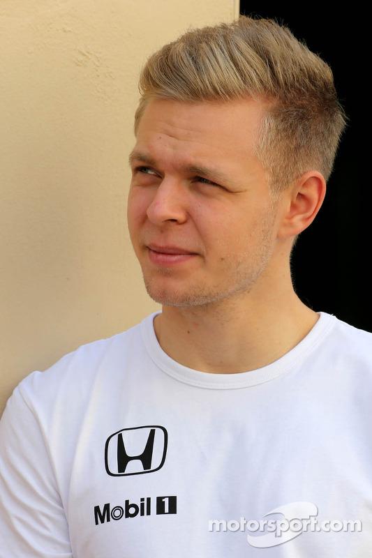 Kevin Magnussen, McLaren F1