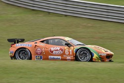 #61 AF Corse 法拉利 458 Italia: 埃莫森·费迪帕尔迪, 亚历山德罗·皮耶尔圭迪, 杰夫·西格尔