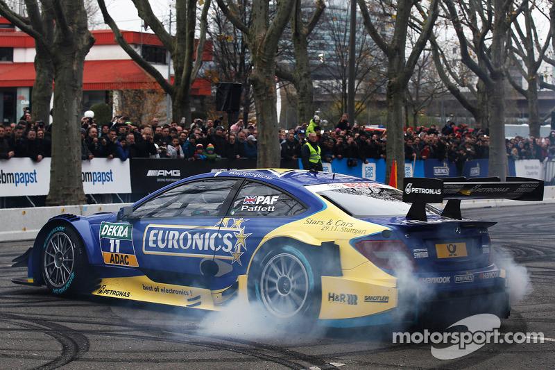 Gary Paffett, Mercedes AMG C-Coupé DTM