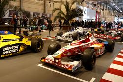 Fórmula 1 display