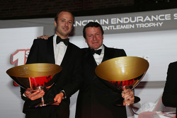 Blancpain Endurance Series-Gentlemen Trophy driver champions Francisco Guedes