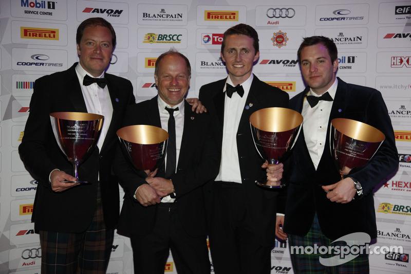 Blancpain Endurance Pro-Am Cup 3er Ecurie Ecosse