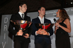 Blancpain Sprint Series-Silver Cup drivers champions Vincent Abril