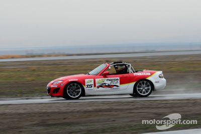 Mazda club racer shootout