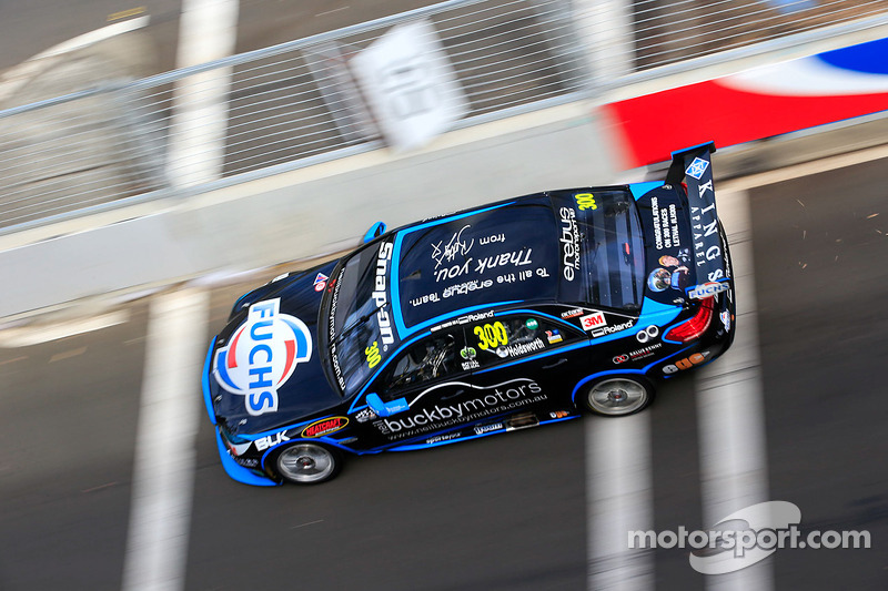 Lee Holdsworth, Erebus Racing Mercedes