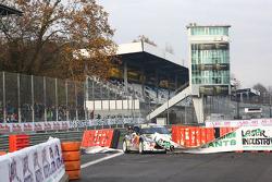 Tony Cairoli ve Matteo Romano, Citroën DS3 WRC