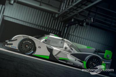 LAS Motorsport LMP3 presentatie