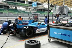 #27 Eurasia Motorsport ORECA-Nissan: John Hartshorne, James Winslow