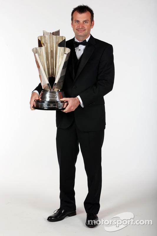 Rodney  Childers, jefe de equipo del campeón de NASauto Sprint Cup, Kevin Harvick