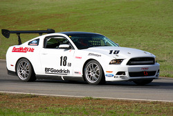 #18 Speed Trixx Motorsports 福特 Boss 302S: Aaron Bailey, Chris Porritt, Scotty White, Will Hunolz