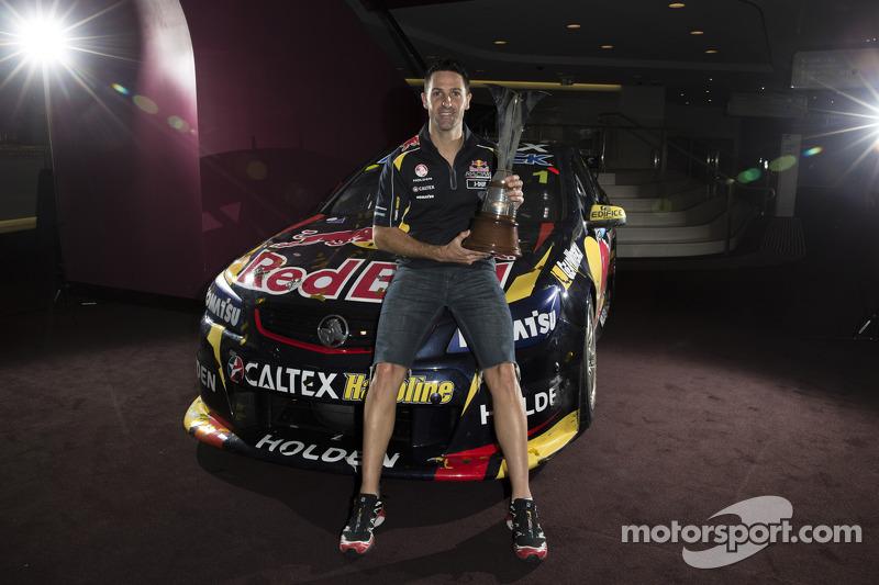 Jamie Whincup, sei volte Campione del V8 Supercars