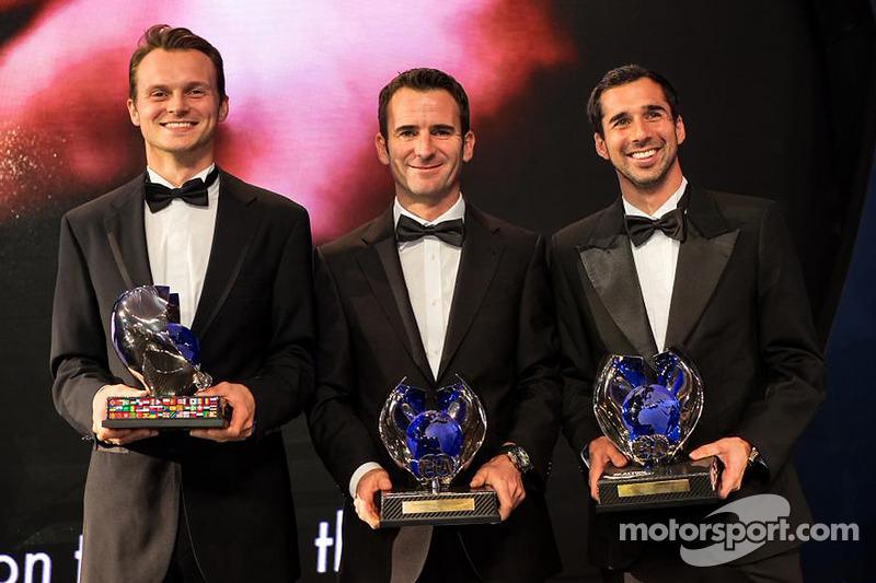 WEC piloti: Marc Lieb, Romain Dumas, Neel Jani, Porsche Team