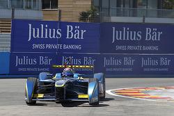 Себастьен Буэми. Этап Формулы Э в Пунта-дель-Эсте, пятничные тесты.