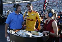 Ryan Hunter-Reay, Andretti Autosport Honda in de eerste aflevering van