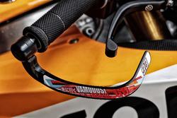 Bike detail Marc Marquez, Repsol Honda Team
