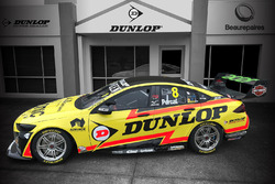 Brad Jones Racing livery unveil