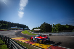 24 Hours of Spa testing