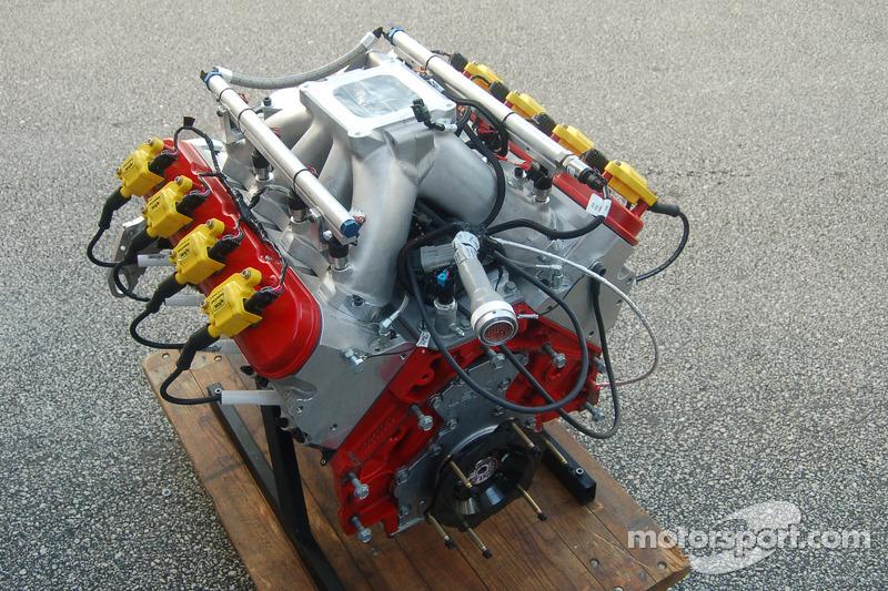 El nuevo motor Ilmor/Chevrolet