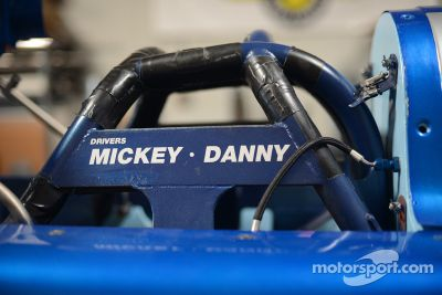 Danny Thompson special feature