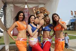 Lovely Fram girls