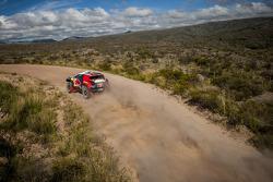 #304 Peugeot: Карлос Сайнс, Lucas Cruz