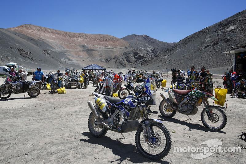 Yamaha, Teambereich