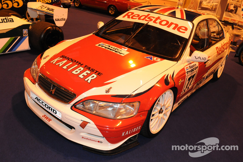 Honda Accord ST, 2000, von Tom Kristensen