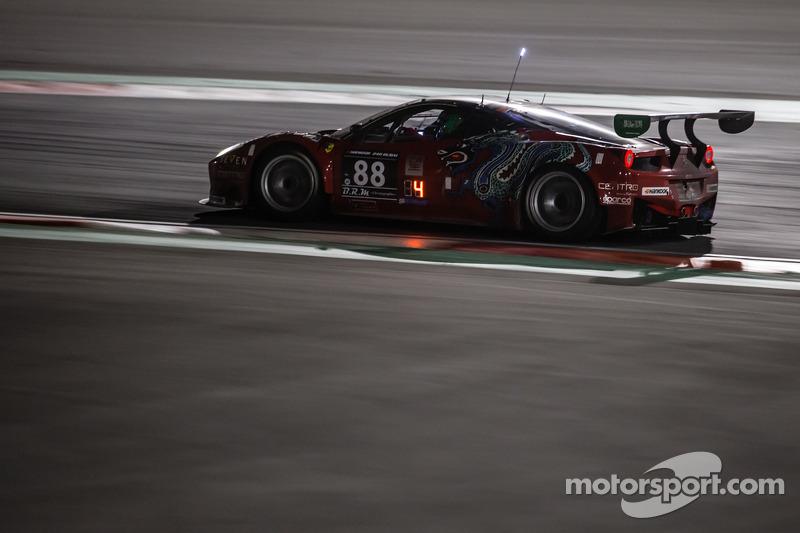 #88 Dragon Racing Ferrari 458 Italia GT3: Mohammed Jawa, Jordan Grogor, Matt Griffin, Rob Barff