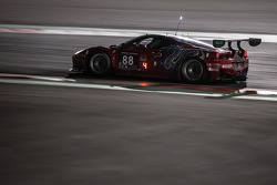 #88 Dragon Racing Ferrari 458 Italia GT3: Мохаммед Ява, Джордан Грегор, Метт Гріффін, Роб Барфф
