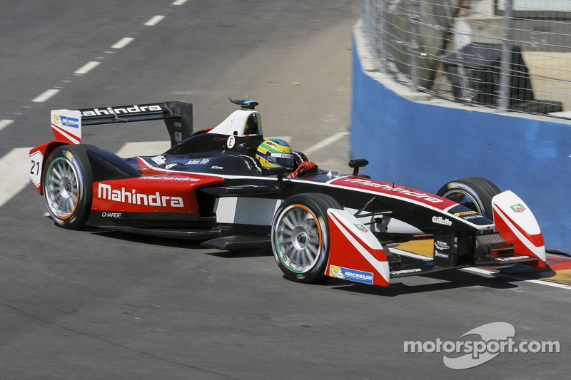 Bruno Senna, Mahindra Racing Formula E Team