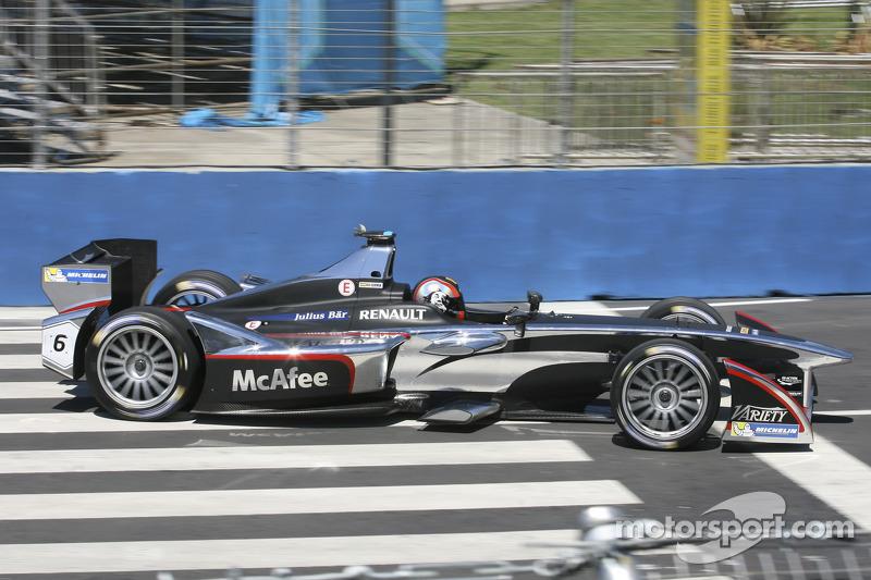 Оріол Сервія, Dragon Racing Formula E Team
