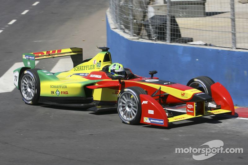 Лукас ді Грассі, Audi Sport Abt Formula E Team