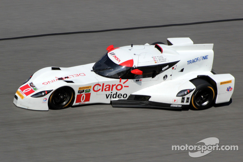 #0 DeltaWing Racing Cars, DWC13: Katherine Legge, Memo Rojas, Gabby Chaves