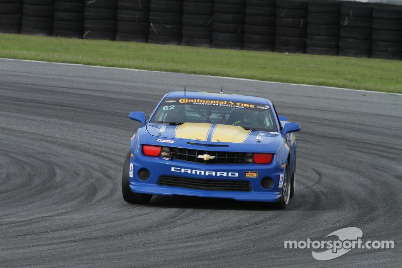 #62 Mitchum Motorsports, Camaro GS.R: Dylan Murcott, Oskar Kruger
