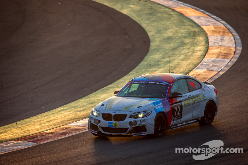 #72 Race-House Motorsport, BMW M235i Racing Cup: Tiziano Carugati, Bruno Tortora, Jean-Christophe Peyre, Jeremy Cottingham