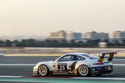 #25 Black Falcon Porsche 991 Kupası: Burkard Kaiser, Manuel Metzger, Christian Raubach