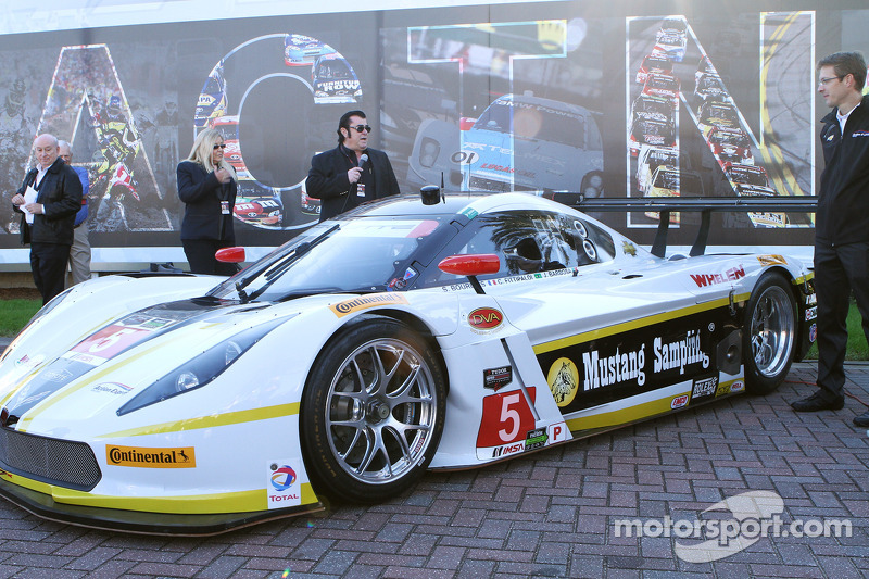 Un nuovo sponsor per Action Express Racing