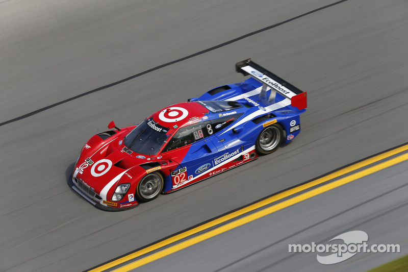 #02 Chip Ganassi, Ford/Riley: Scott Dixon, Kyle Larson, Jamie McMurray, Tony Kanaan