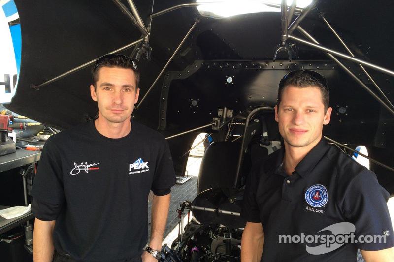 Nick Casertano und Jon Schaffer