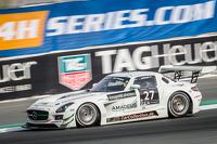 #27 汽车收集车队,梅赛德斯SLS AMG GT3: Tim Müller, Dirg Parhofer, Jürgen Krebs, Pierre Ehret, Norbert Pauels