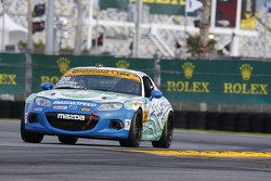 #26 Freedom Autosport, Mazda MX-5: Liam Dwyer, Andrew Carbonell