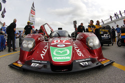 #07,SpeedSource 马自达Prototype: Joel Miller, Tom Long, Ben Devlin, Sylvain Tremblay