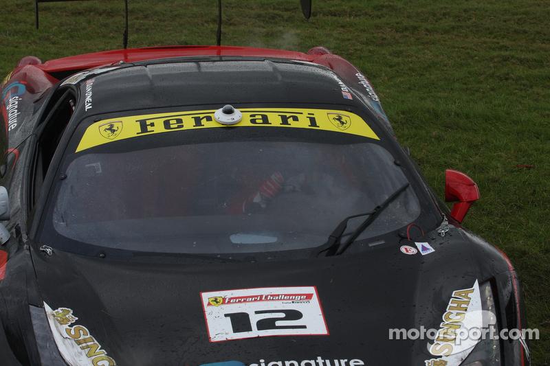 #12 Ferrari of Ft. Lauderdale, Ferrari 458: Dan O'Neal