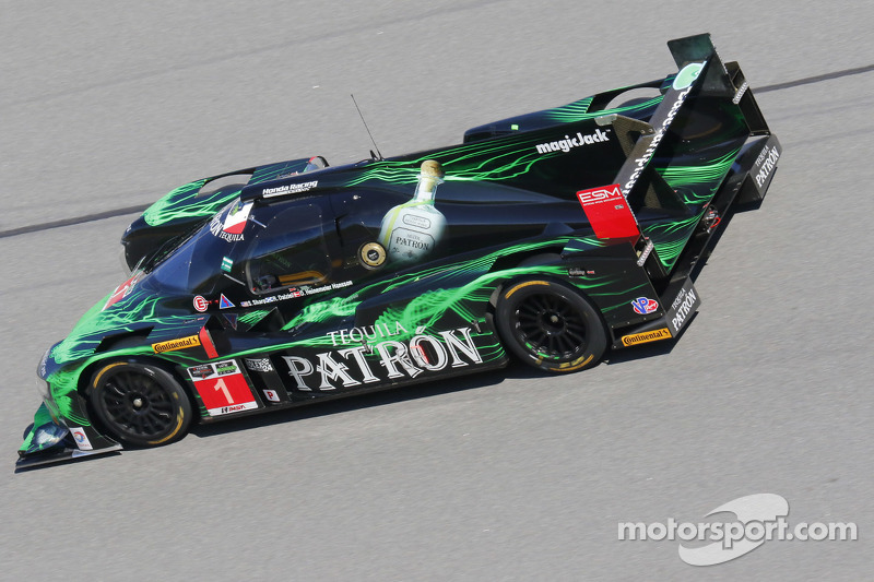#1 Extreme Speed Motorsports, HPD ARX-04b Honda: Scott Sharp, Ryan Dalziel, David Heinemeier Hansson