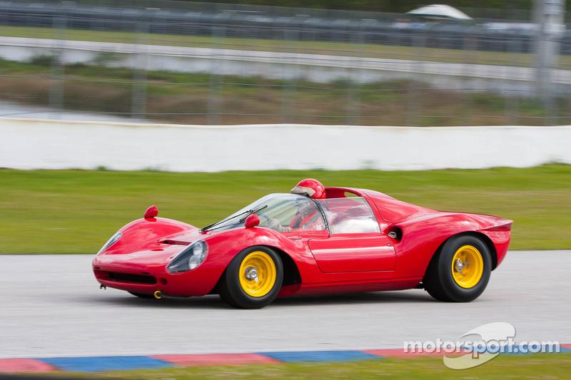 Ferrari 166P/206P Dino, 1963